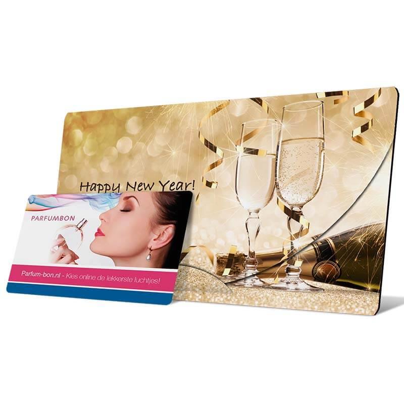 parfum cadeau nieuw jaar